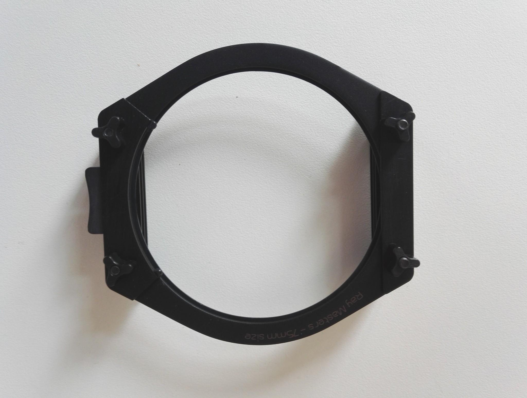 75 mm houder