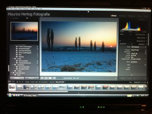 Lightroom in actie