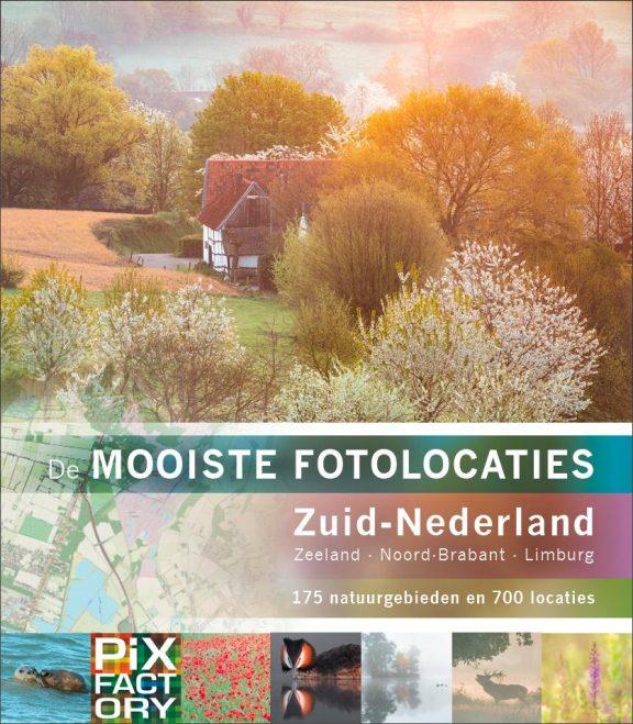 Review van het boek Mooiste Fotolocaties van Zuid-nederland