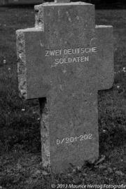 Zwei Deutsche Soldaten