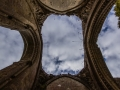 Through the roof, Glastonbury