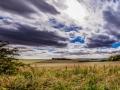 Wolken en velden, Salisbury Plains