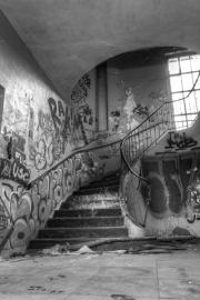 Graiffiti stairs