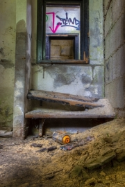 Painted abandonment
