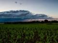 Akkers en wolken (Plateau van Margraten, Heuvelland)