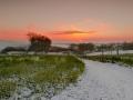 Winters licht, Ubachsberg
