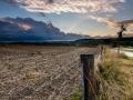 Stralende wolken, Baneheide