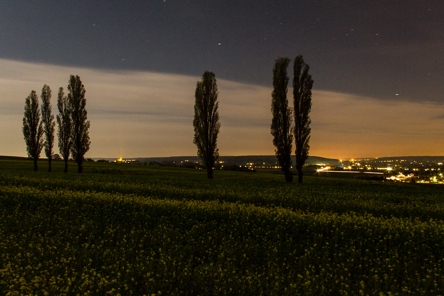 Heuvelland by night, Wittem