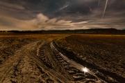 02121601 - Reflecties in de nacht, Vroendaal