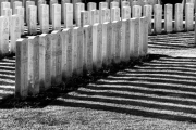 Side by side (Tyne Cot)