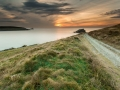 The lonely path, Crantock