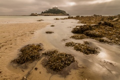 Opkomend water, Saint Michael's Mount