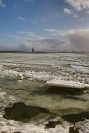 Smeltend ijs, Markermeer