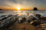 Opkomend Tij, Widemouth Bay