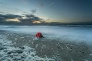 Stormbal, Texel