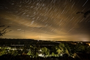 Startrails over Gulpen
